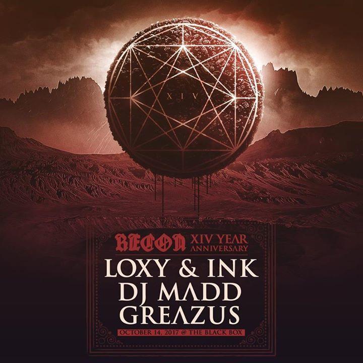 Recon DNB @ The Black Box LLC - Denver, CO