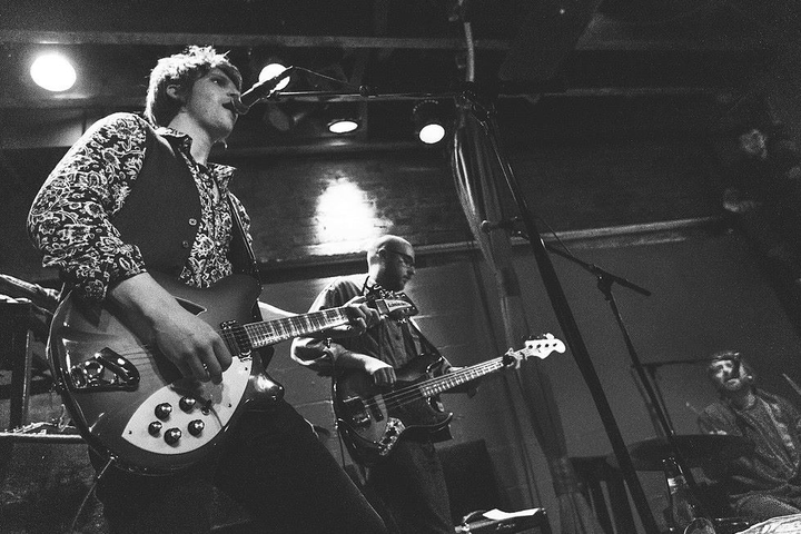 River Lynch and The Spiritmakers @ Abilene Bar & Lounge - Rochester, NY