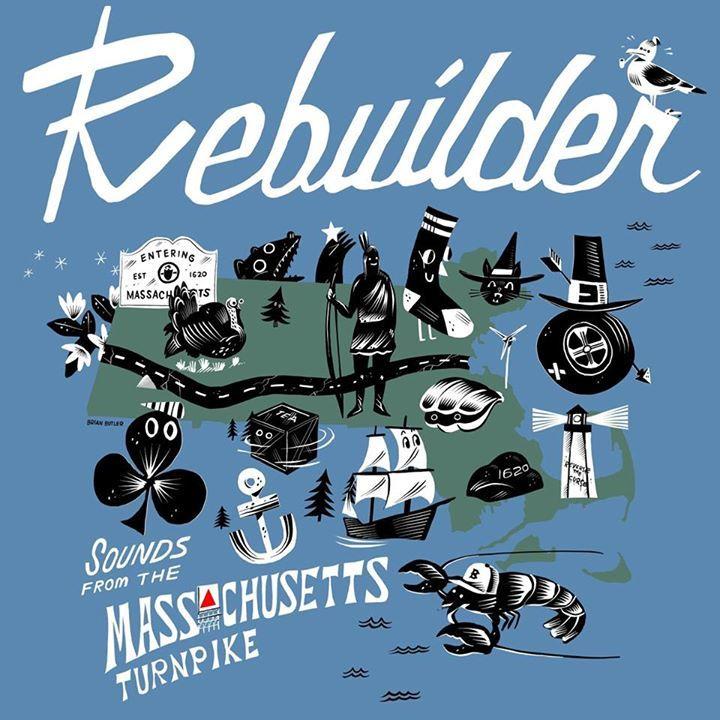 Rebuilder Tour Dates