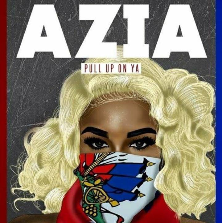 Aziaiam @ ALL BLACK TBA - Miami, FL