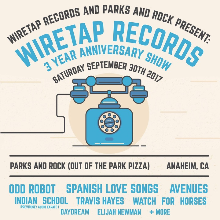 Avenues @ Parks And Rock (Out Of The Park Pizza) - Anaheim, CA