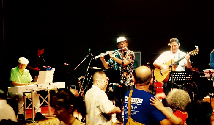 Binbn (小田敏文) @ Son Sabroson ソン・サブロソン - Tokyo, Japan