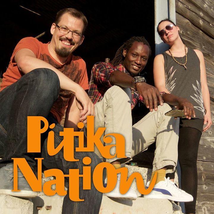 Pitika Nation Tour Dates