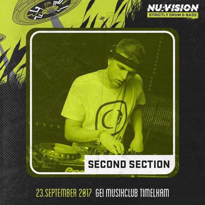 Second Section Tour Dates