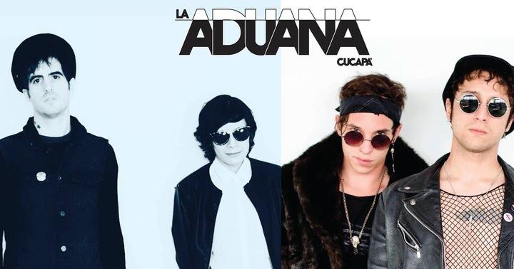 Muñeca Galactica @ Aduana Mx  - Mexico City, Mexico