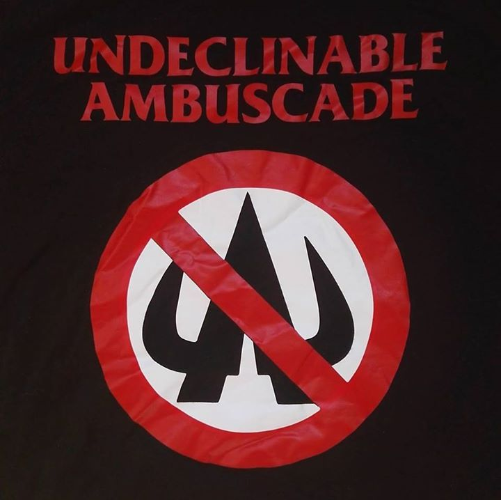 Undeclinable Ambuscade Tour Dates