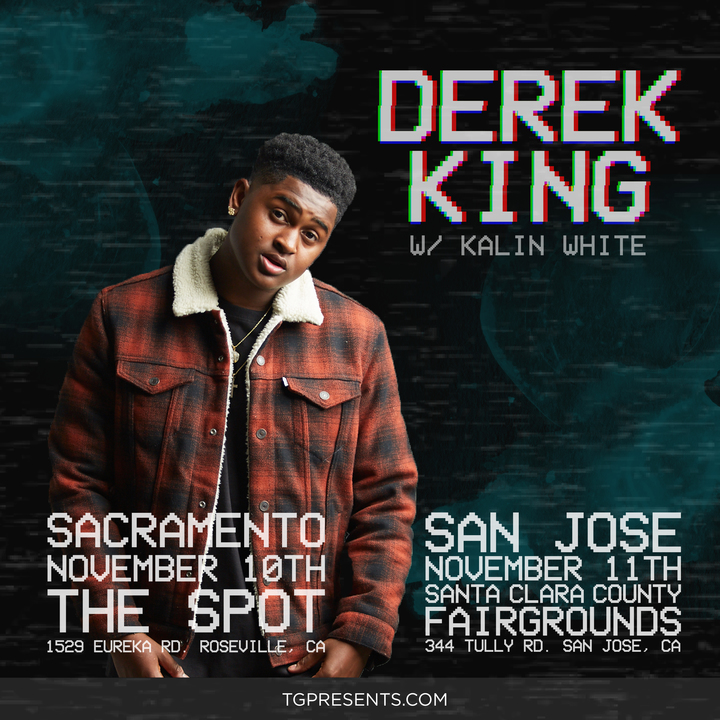Derek King @ Santa Clara County Fair Grounds  - San Jose, CA