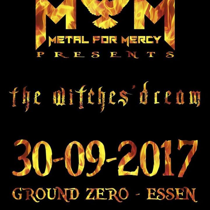 The Witches' Dream @ Ground Zero - Essen, Germany