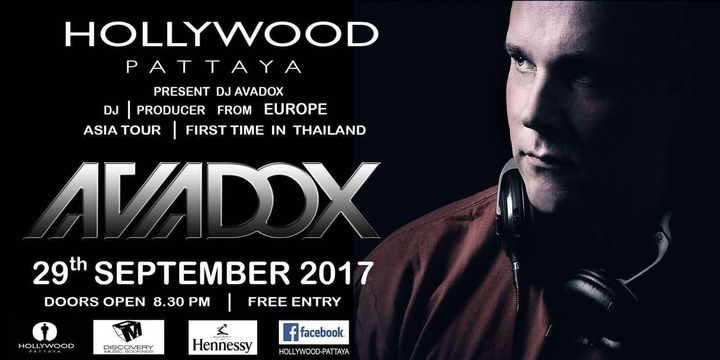 AVADOX @ Hollywood Pattaya - Pattaya, Thailand