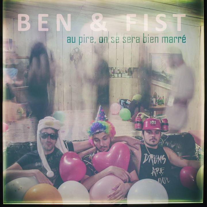 Ben & Fist @ Le Moun's Bar - Siradan, France