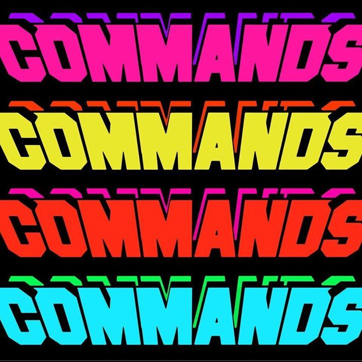 commands @ Sticky Mikes Frog Bar - Brighton, Uk