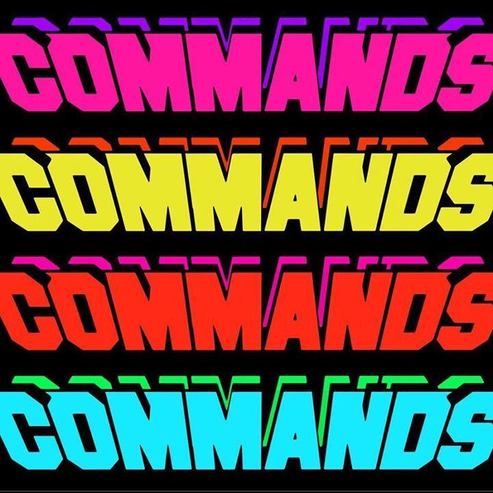 commands Tour Dates