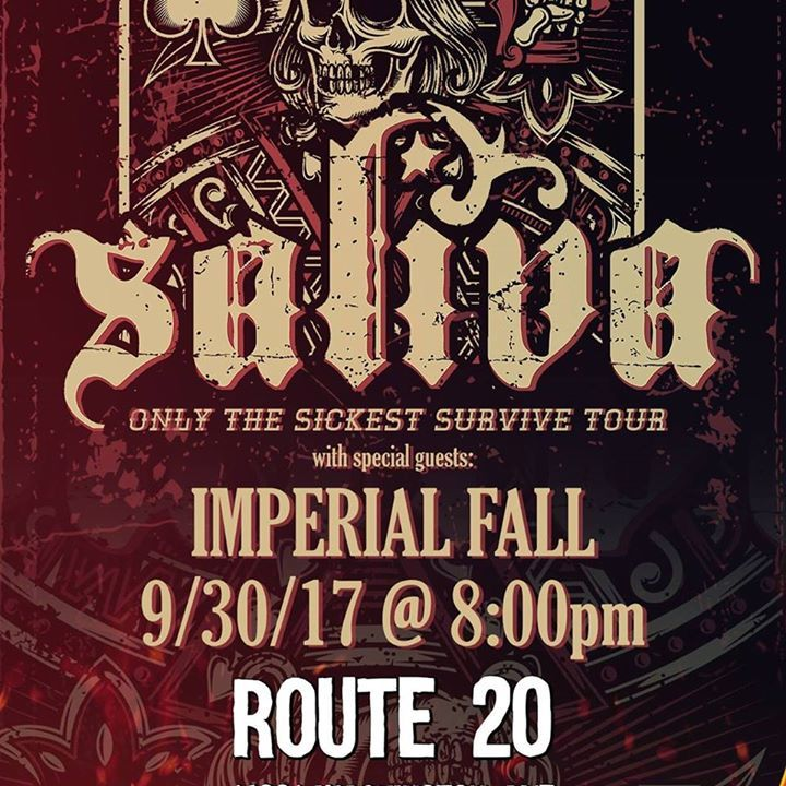 Imperial Fall @ Route 20 - Sturtevant, WI
