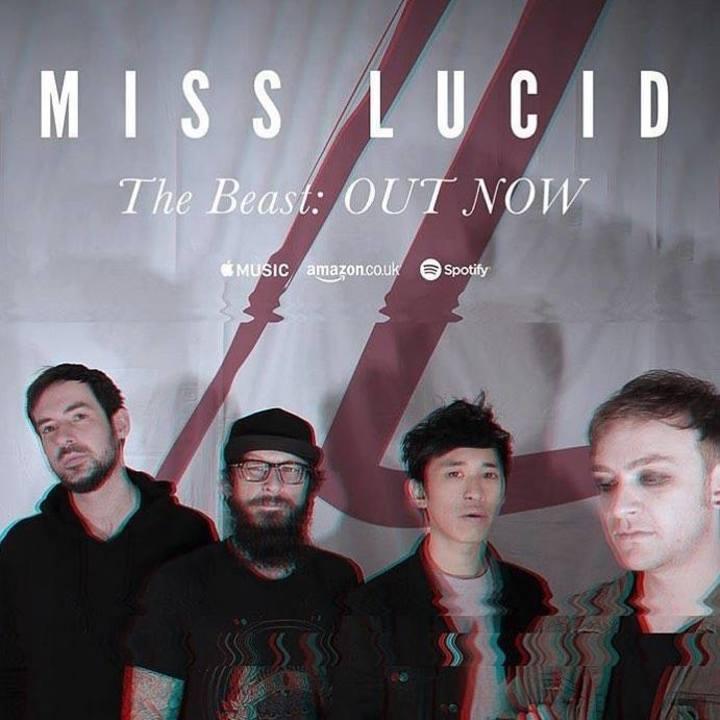 Miss Lucid Tour Dates
