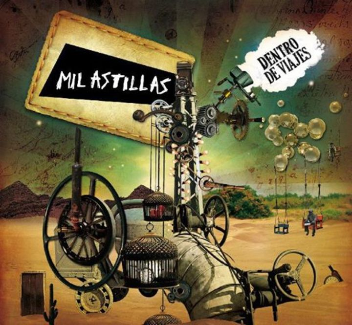 Mil Astillas Tour Dates