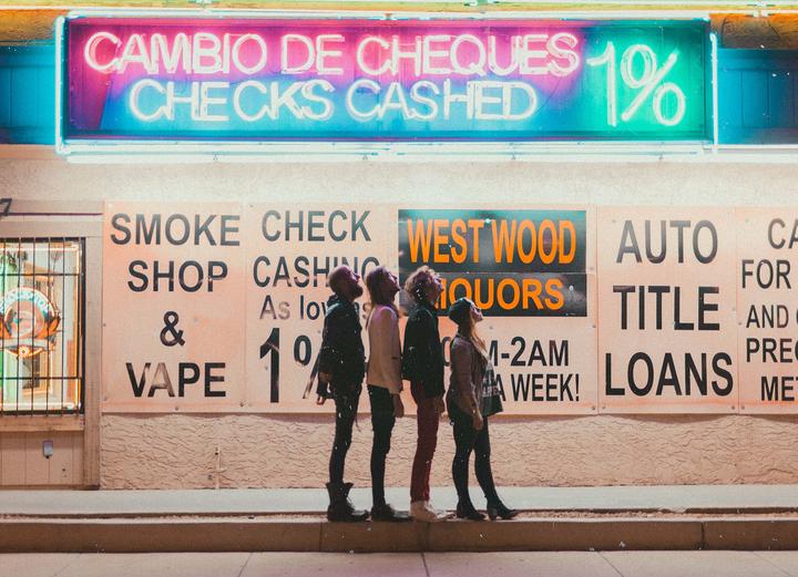 Fairy Bones @ The Rebel Lounge - Phoenix, AZ