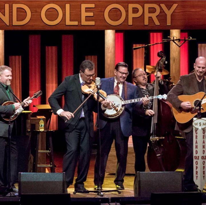 Joe Mullins and The Radio Ramblers @ Appomattox Bluegrass Series - Appomattox, VA