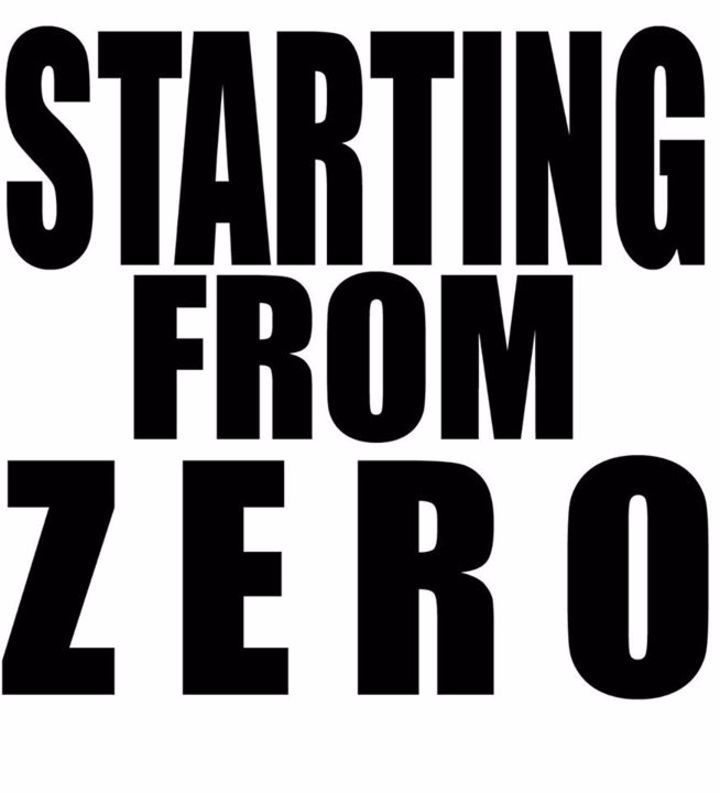 Starting From Zero Tour Dates