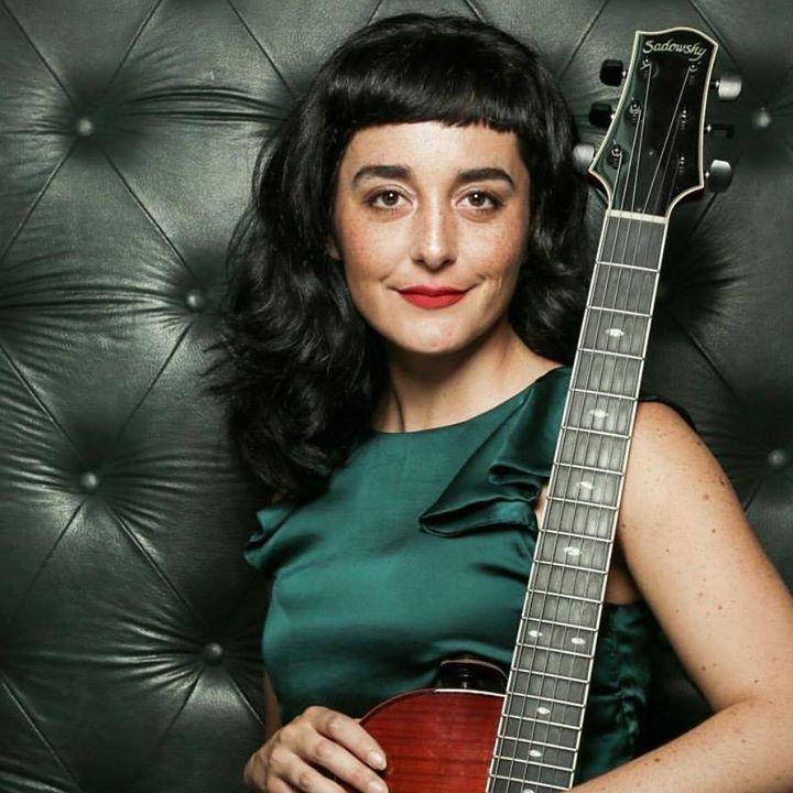 Camila Meza @ Camila Meza Quartet @ Glashaus, Bayreauth - Bayreuth, Germany