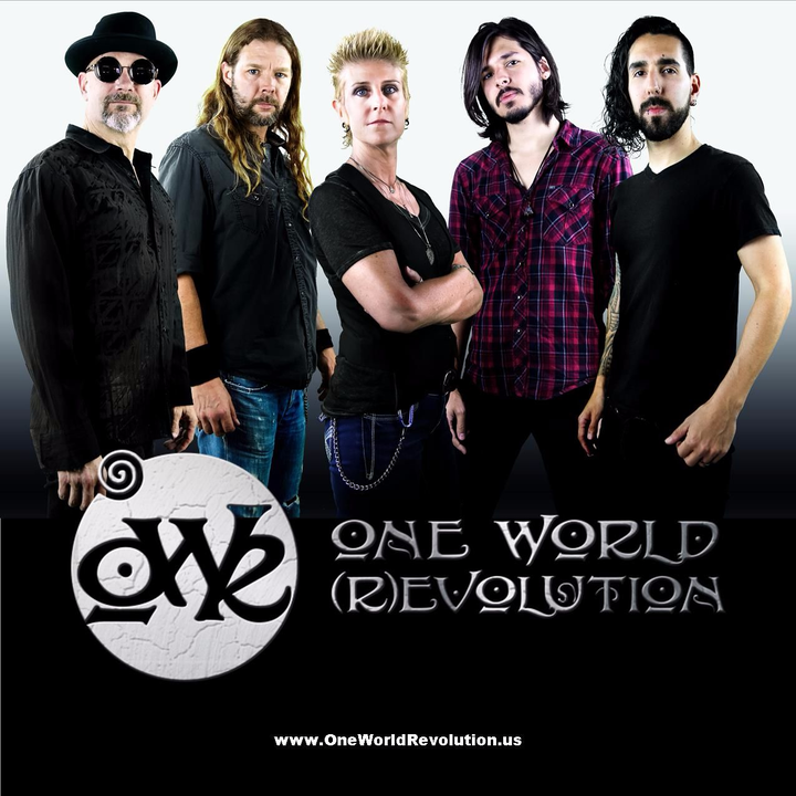 One World (R)evolution Tour Dates