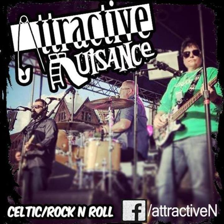 Attractive Nuisance Tour Dates