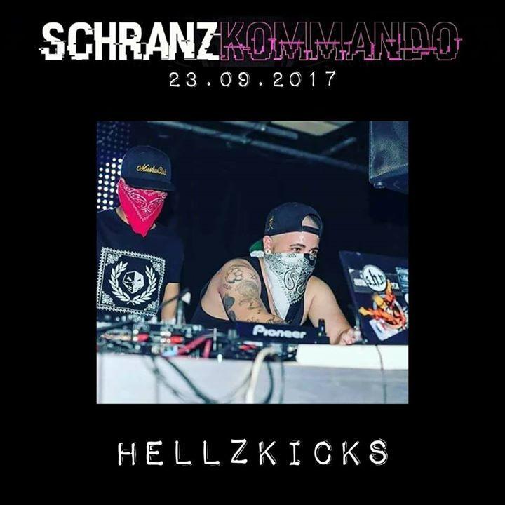 HellzKicks Tour Dates