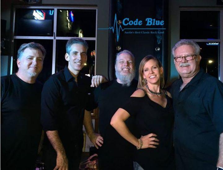Code Blue Austin Texas @ Scholz Garten - Austin, TX