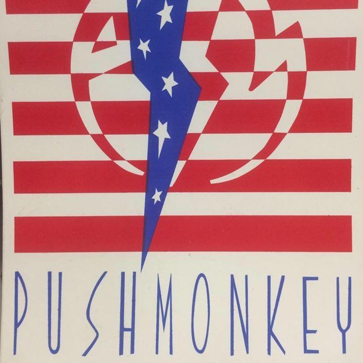 Pushmonkey Tour Dates