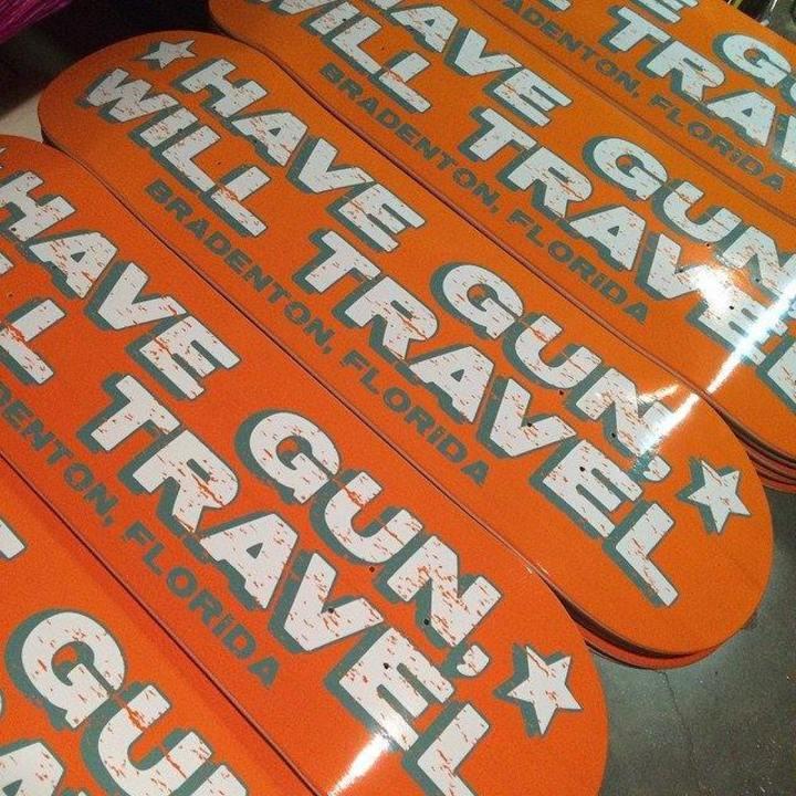 Have Gun, Will Travel @ Crowbar - Tampa, FL