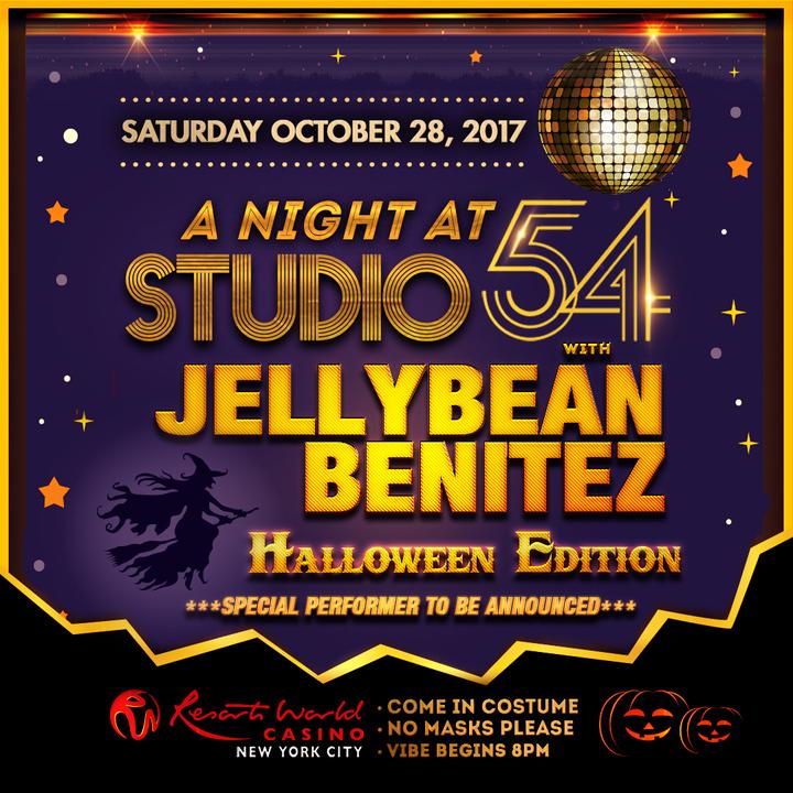 JELLYBEAN BENITEZ @ Resorts World Casino - Jamaica, NY