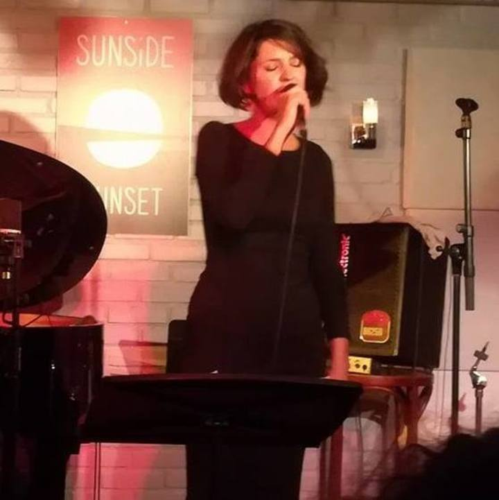 Clémence de Tournemire @ Sunset Sunside - Paris, France