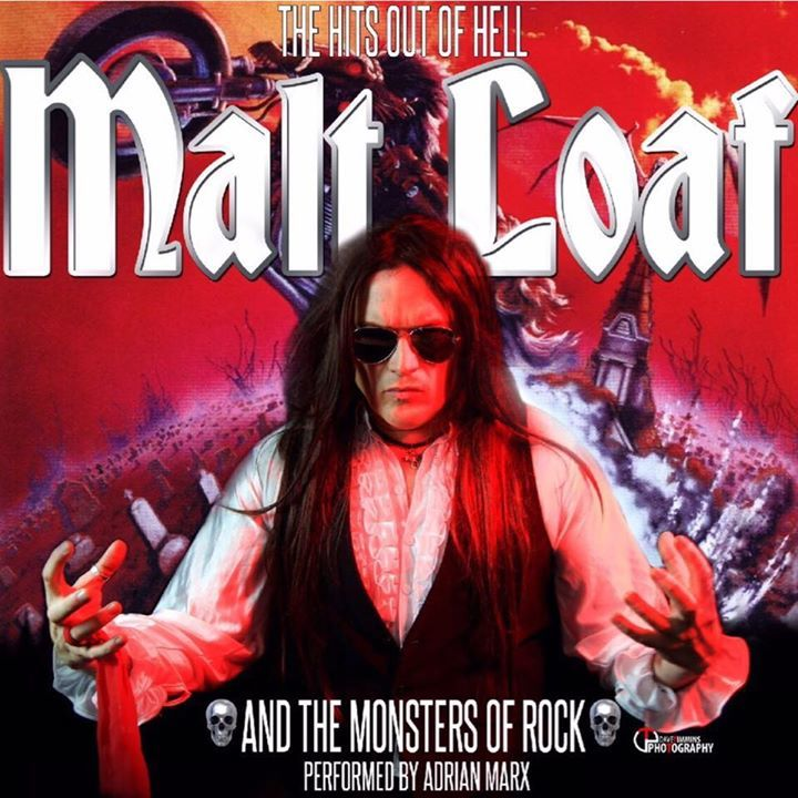 Malt Loaf - A Tribute To Meat Loaf @ The Northern (with Born Jovi) - Bradford, United Kingdom