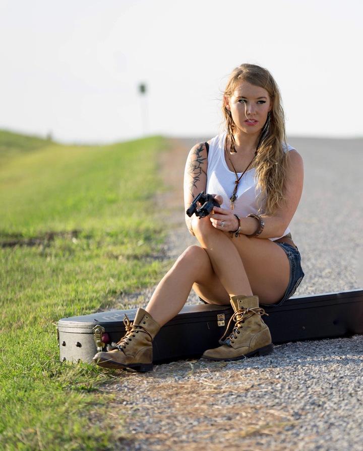 Amelia Presley @ Love Burger Shack - Fort Worth, TX