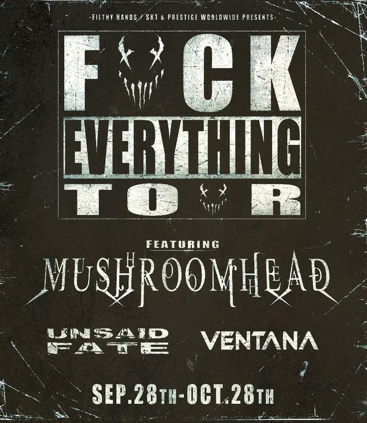 Mushroomhead @ Montage Music Hall - Rochester, NY