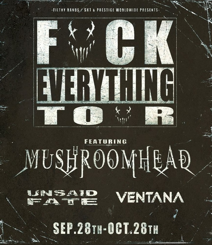 Mushroomhead @ Machine Shop - Flint, MI