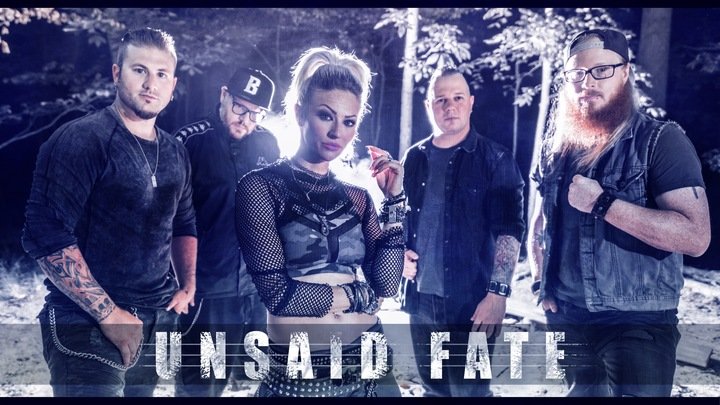 Unsaid Fate Tour Dates