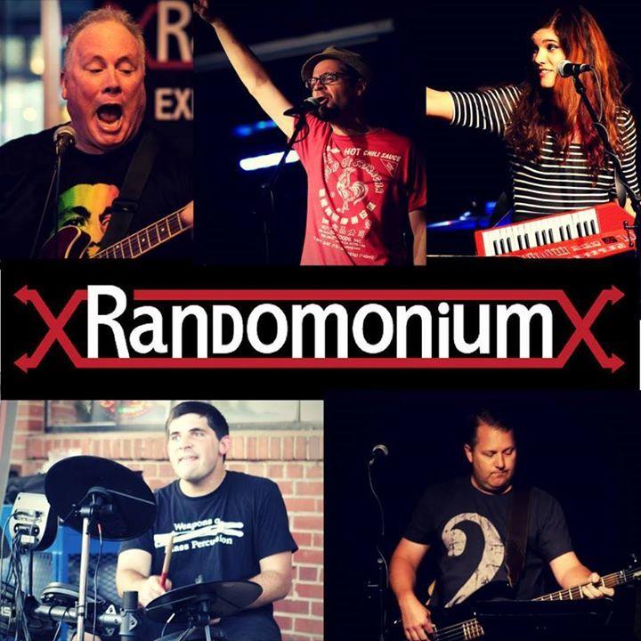 Randomonium @ Aloft Acoustic Stage @ Fall For Greenville - Greenville, SC