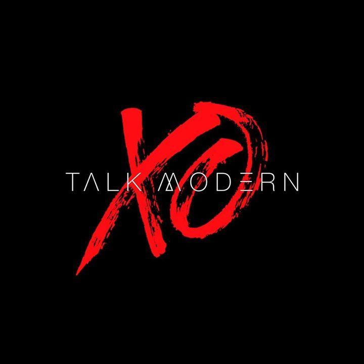 Talk Modern Tour Dates