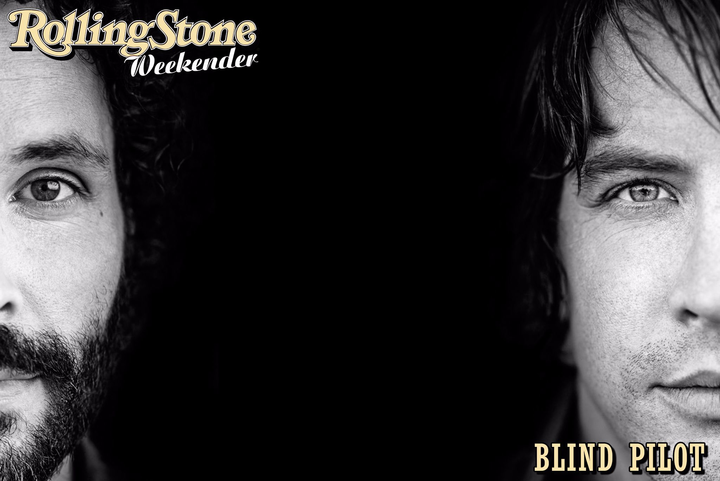 Blind Pilot @ Rolling Stone Weekender - Wangels, Germany