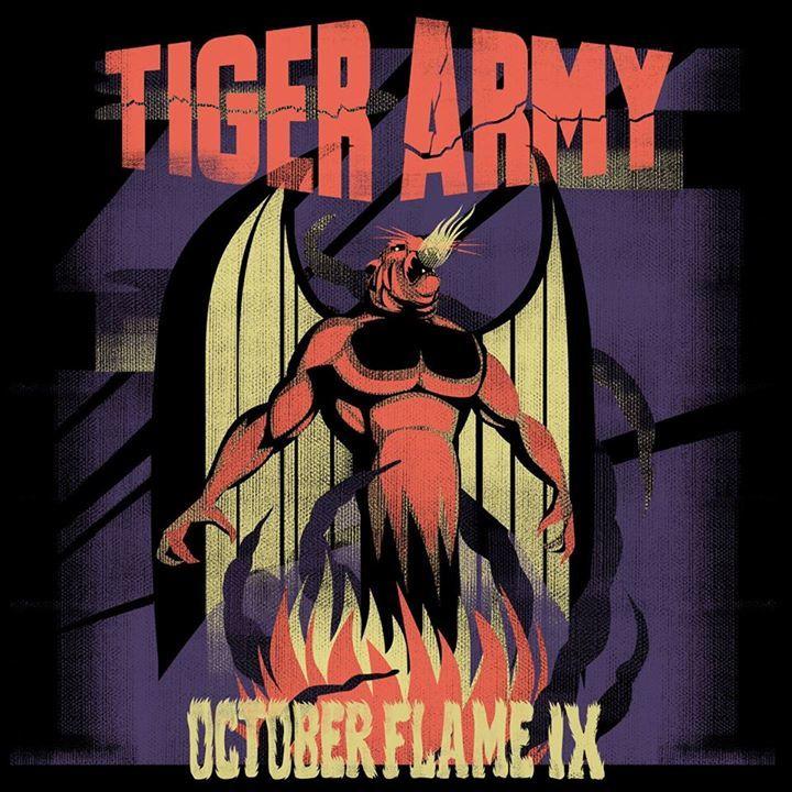 Tiger Army Tour Dates