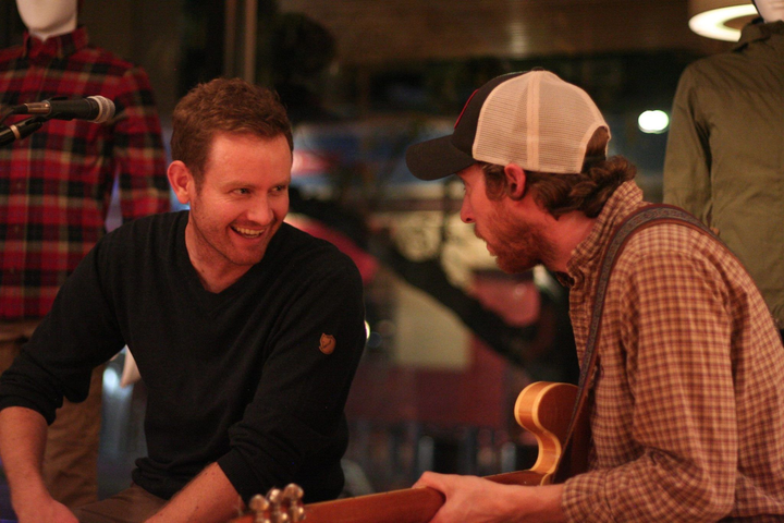 Kind Hearted Strangers @ Fjallraven Boulder - One Year Anniversary Party - Boulder, CO