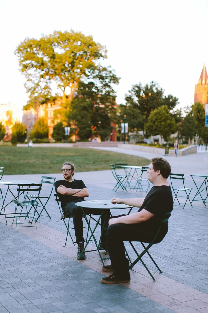 Ethan and Joey @ Shakespeare And Co. Hamburg  - Lexington, KY