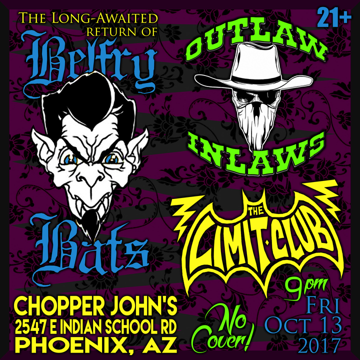 The Limit Club @ Chopper John's - Phoenix, AZ
