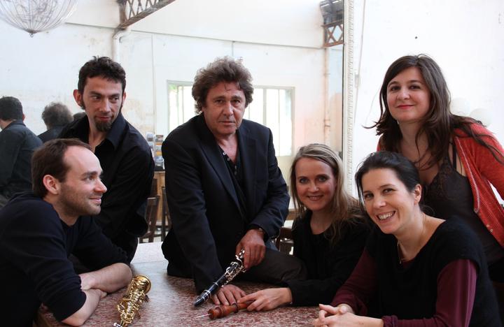 Ensemble Amarillis @ Festival Tout En Haut Du Jazz - Musée du Louvre-Lens - Lens, France