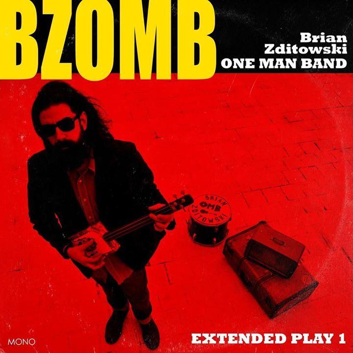 Brian Zditowski ONE MAN BAND Tour Dates