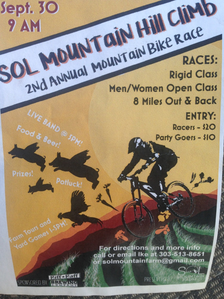 The Jir Project Band @ Sol Mountain Bike Festival  - South Fork, CO