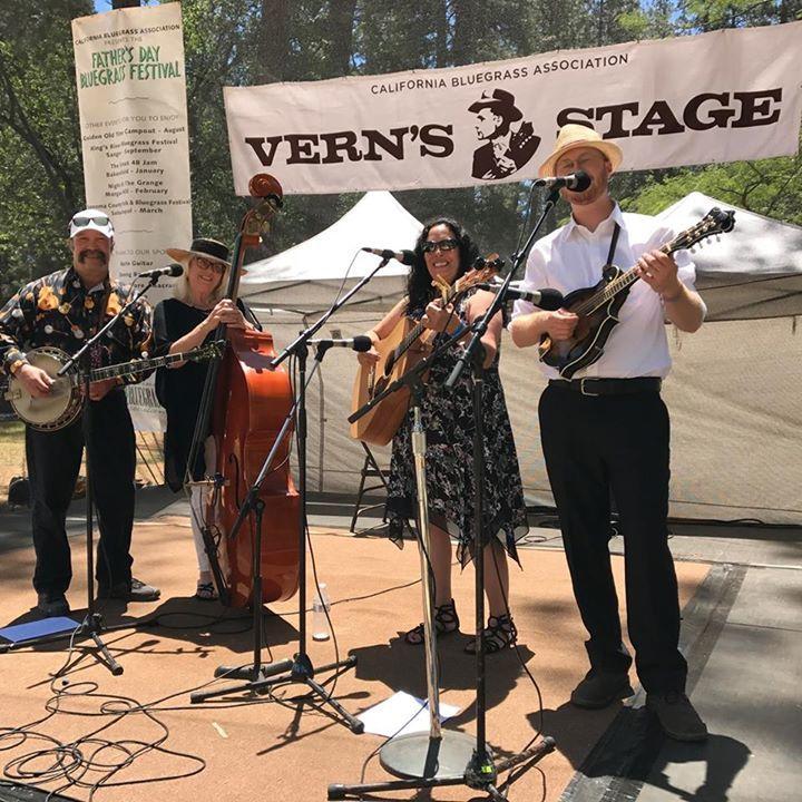 Blue Mountain Quartet @ Morgan's Mill - Woodland, CA
