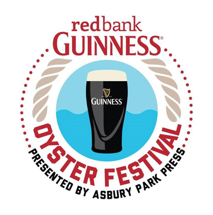 Red Bank Guinness Oyster Festival Presented by the Asbury Park Press @ White Street Parking Lot - Red Bank, NJ