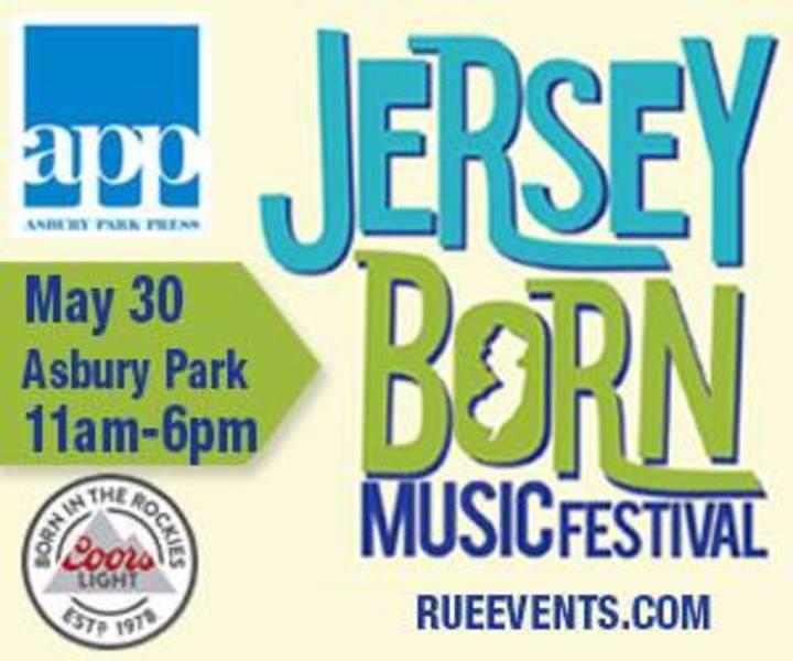 Jersey Born Music Festival Tour Dates