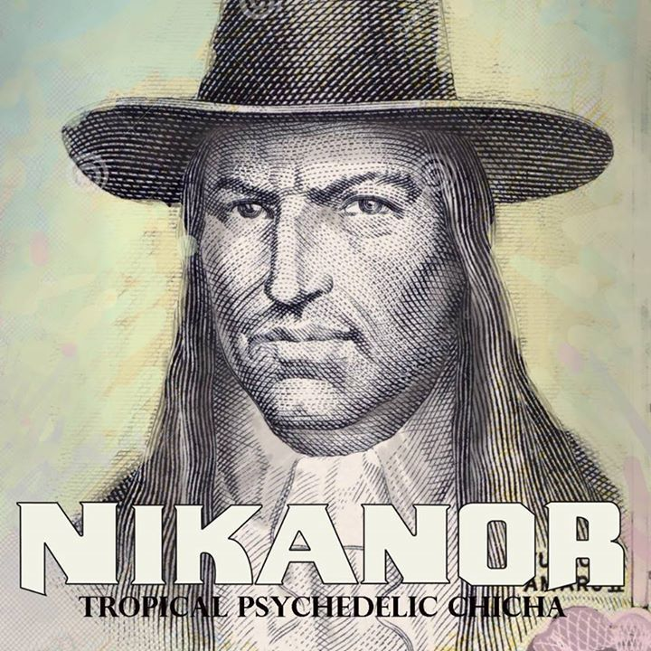 Nikanor @ Nikanor: Tropical Psychedelic Chicha from Perú! - Saint-Gilles, Belgium